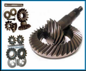 Ring and Pinion Gear Parts.